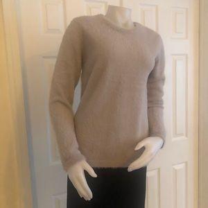 Ellen Tracy Lavender Fuzzy Sweater M